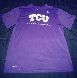 TCU Cross Country Nike